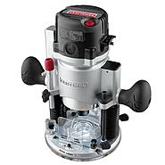Craftsman 10.0 AMP/VS 110 V 1 3/4 HP Plunge Base Router at Sears.com