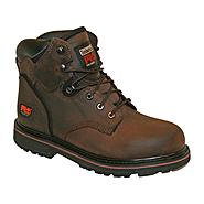 "Timberland PRO Men's Pit Boss 6"" Steel Toe Work Boot 33034 - Wide Available - Brown at Sears.com"