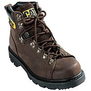 Cat Footwear Men's Work Boot Alaska 6 inch Soft Toe  - Brown at Sears.com