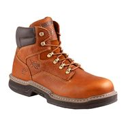"Wolverine Men's Raider 6"" Soft Toe Work Boot W02421 - Brown at Sears.com"