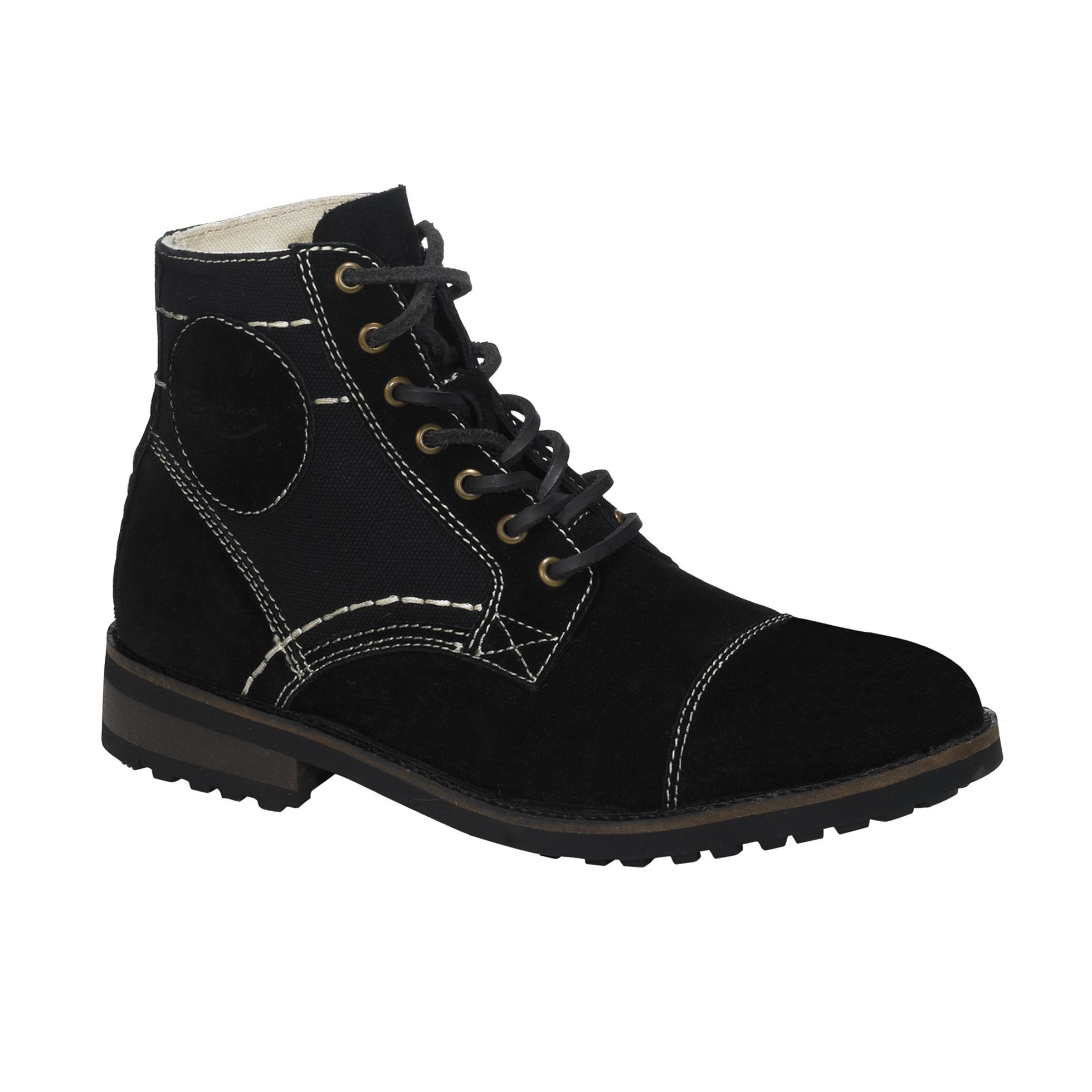 Banana Blues  Men's Cyber-Black