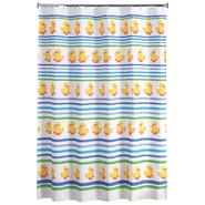 Colormate Rubber Duck Shower Curtain Fabric at Kmart.com