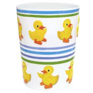 Colormate Rubber Duck Wastebasket at Kmart.com