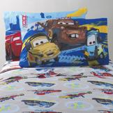 Disney Cars 2 Grand Prix Twin Sheet Set at mygofer.com