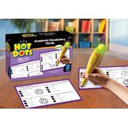Educational Insights Hot Dots® Academic Vocabulary Card Sets Grades 4 – 6 at Kmart.com