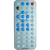 Seal Shield Waterproof Slim Seal 5-in-1 Universal Remote Control at mygofer.com