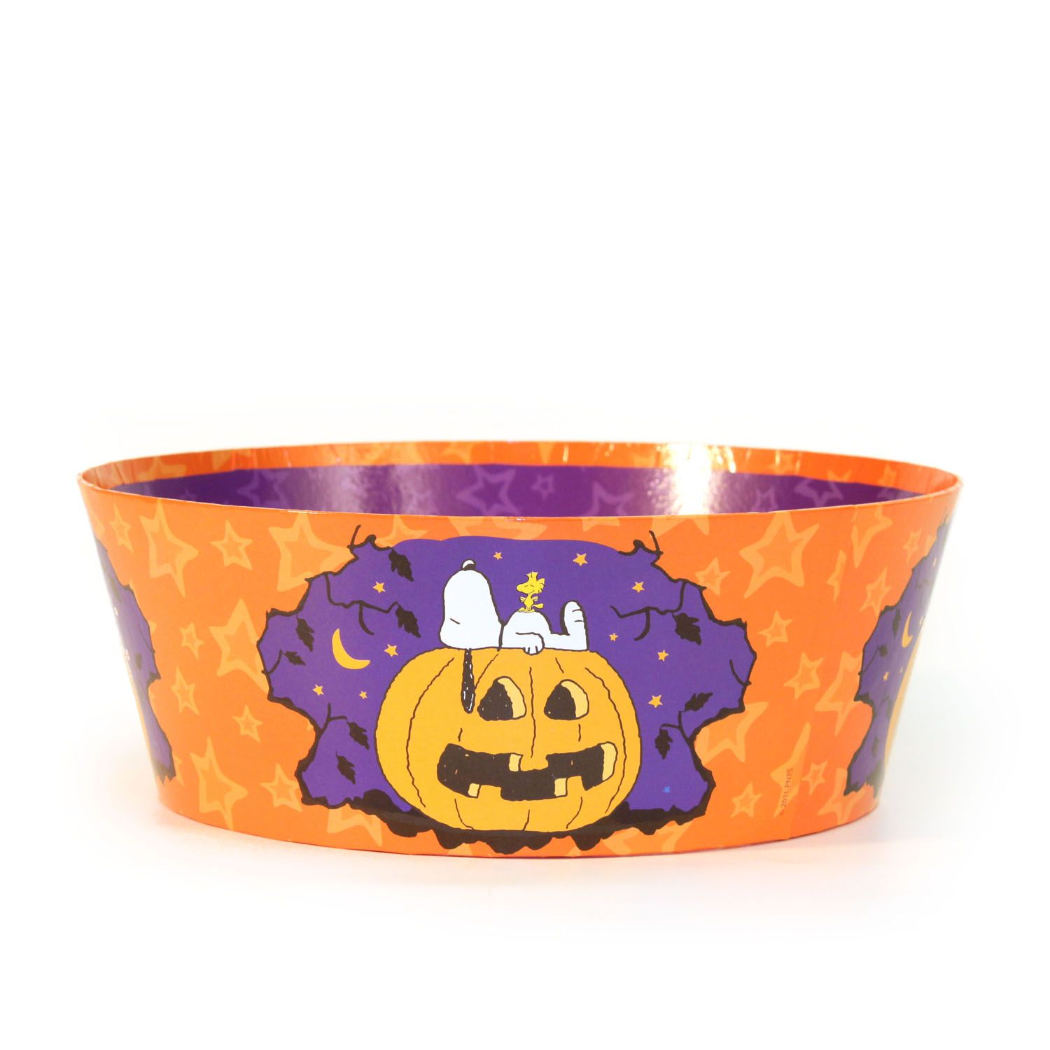 Peanuts By Shulz 12in Round Paperboard Bowl - Snoopy PartNumber: 009W003413563003P KsnValue: 009W003413563003