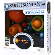 NSI Toys Smithsonian 3-D Glowing Solar System at Kmart.com
