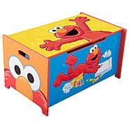 Delta Childrens Sesame Toy Box at Sears.com
