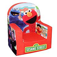 Marshmallow Fun Company Sesame Street High Back Chair at Kmart.com