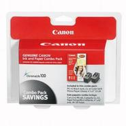 Canon Ink Cartridge Photo Paper Combo Pack at Kmart.com