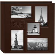 Pioneer Brown 11 x 12 Collage Frame Sewn Embossed Photo Album at Kmart.com