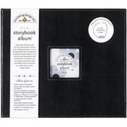 DOODLEBUG Beetle Black 12 x 12 Storybook Album at Kmart.com