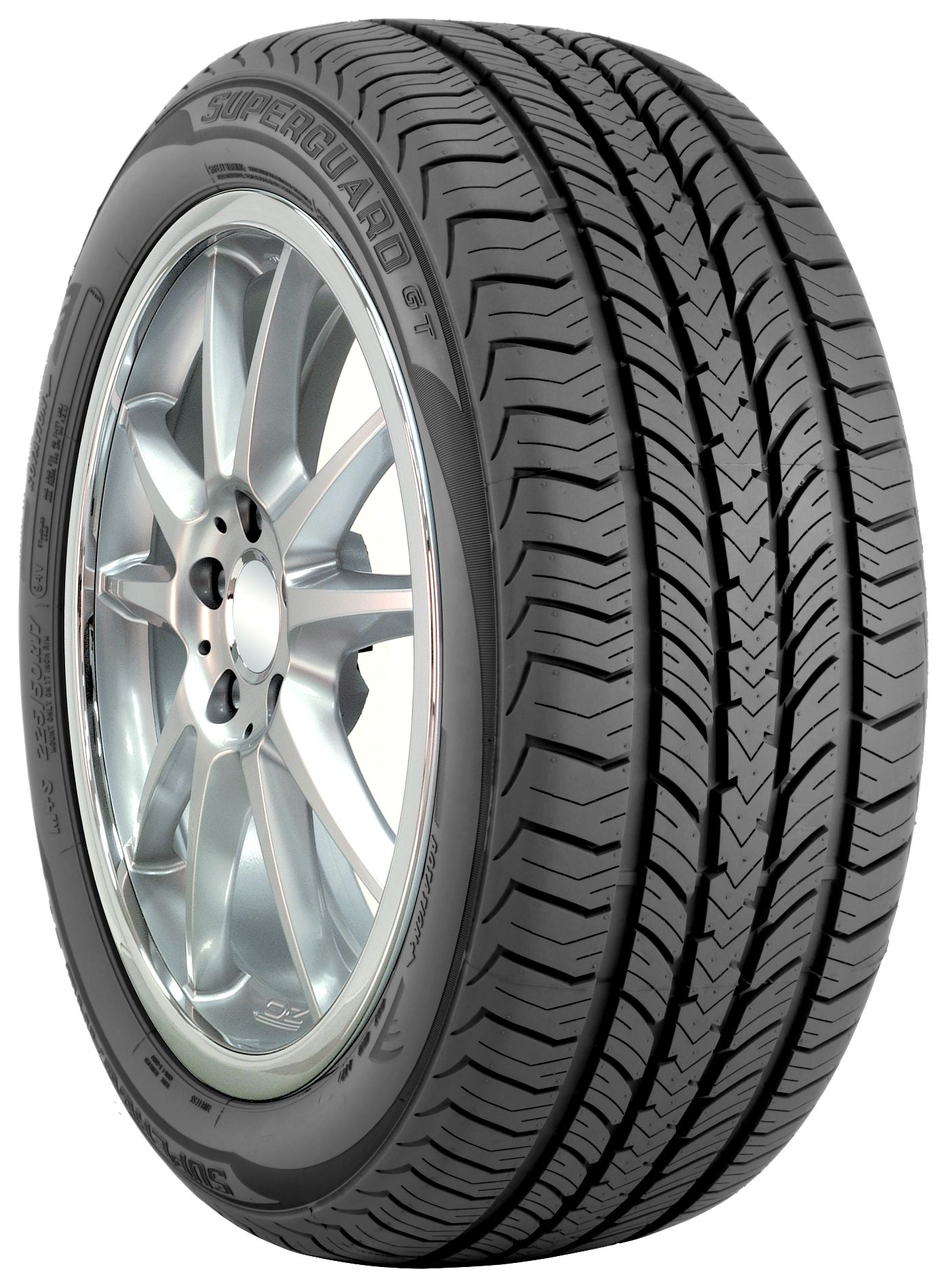 GT - 215/55R16 93H BW - All Season Tire