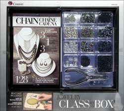 Cousin Jewelry Basics Silver Chain Class In A Box Kit