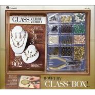 Cousin Jewelry Basics Naturals Glass Class In A Box Kit at Kmart.com