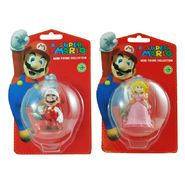 Goldie International Mario and Peach Series 3 Mini-figure Bundle at Kmart.com