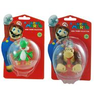 Goldie International Yoshi and Donkey Kong Series 3 Mini-figure Bundle at Kmart.com