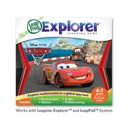 LeapFrog Explorer™ Learning Game: Disney•Pixar Cars 2 at Kmart.com
