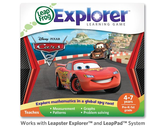 LeapFrog  Explorer™ Learning Game:
