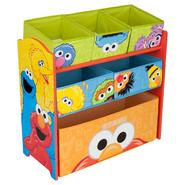 Delta Childrens Sesame Multi bin organizer at Kmart.com