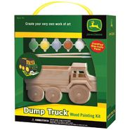 MASTERPIECES John Deere Dump Truck Wood Paint Kit at Kmart.com