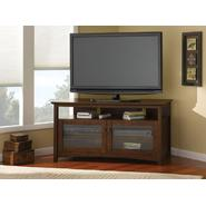 "Bush Industries MySpace Buena Vista Madison Cherry 46"" TV Stand at Kmart.com"