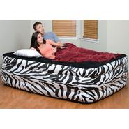 Pure Comfort Zebra Queen Raised  Air Bed Mattress 8508ZDB at Kmart.com