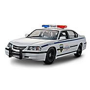 Revell-Monogram 1/25 '05 Chevy® Impala™ Police Car Plastic Model Kit at Kmart.com