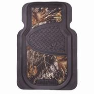 Mossy Oak 2 Piece Universal Rubber Floor Mat Set at Kmart.com
