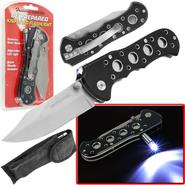 Trademark Bright Knife w/ LED Flashlight & Nylon Sheath at Sears.com