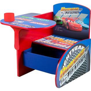 Phenomenal Delta Children Disney Cars Chair Desk With Pull Out Under Pdpeps Interior Chair Design Pdpepsorg
