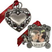 Gloria Duchin® 2 Piece Wedding Ornament Gift Set at Kmart.com