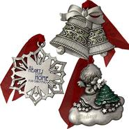 Gloria Duchin® 3 Piece Holiday Ornament Gift Set at Kmart.com