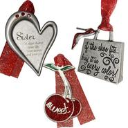 Gloria Duchin® 3 Piece Sister Ornament Gift Set at Kmart.com