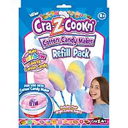 CRA-Z—Cook'n Cotton Candy Refill Pack at Sears.com
