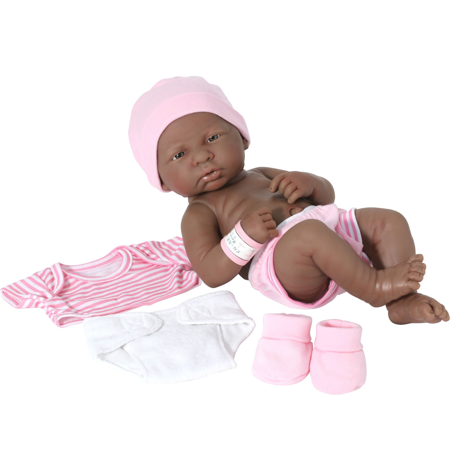 JC Toys La Newborn 14in
