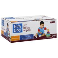 Little Ones Refill Baby Wipes, Unscented, 360 wipes at Kmart.com