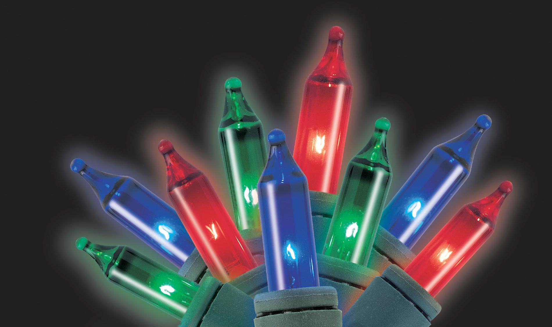 Trim A Home® Chasing Christmas Light Set - Multicolor, 140 Ct