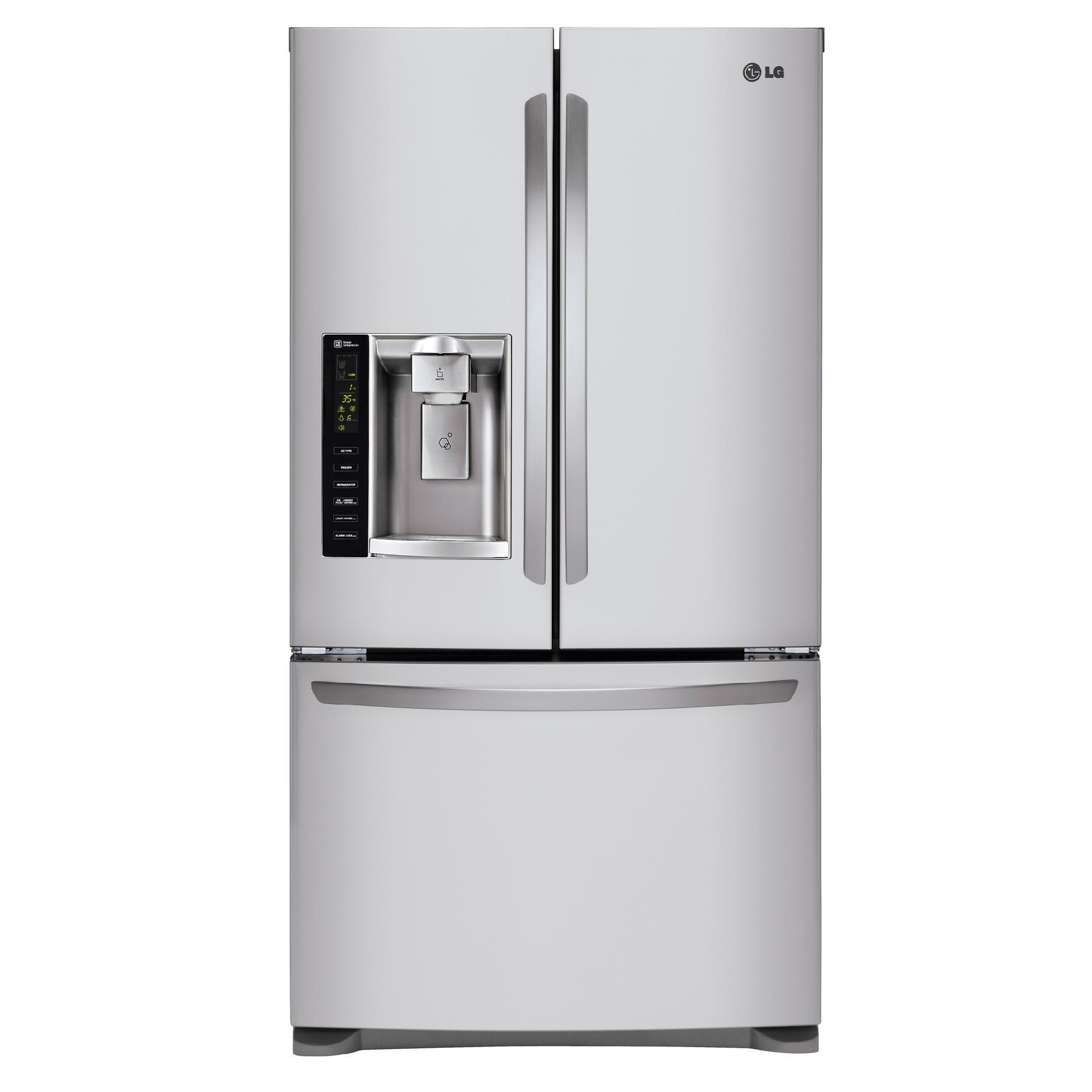Genial French Door Bottom Freezer Refrigerator