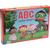 UNIVERSITY GAMES SuperWhy ABC Letter Game at mygofer.com