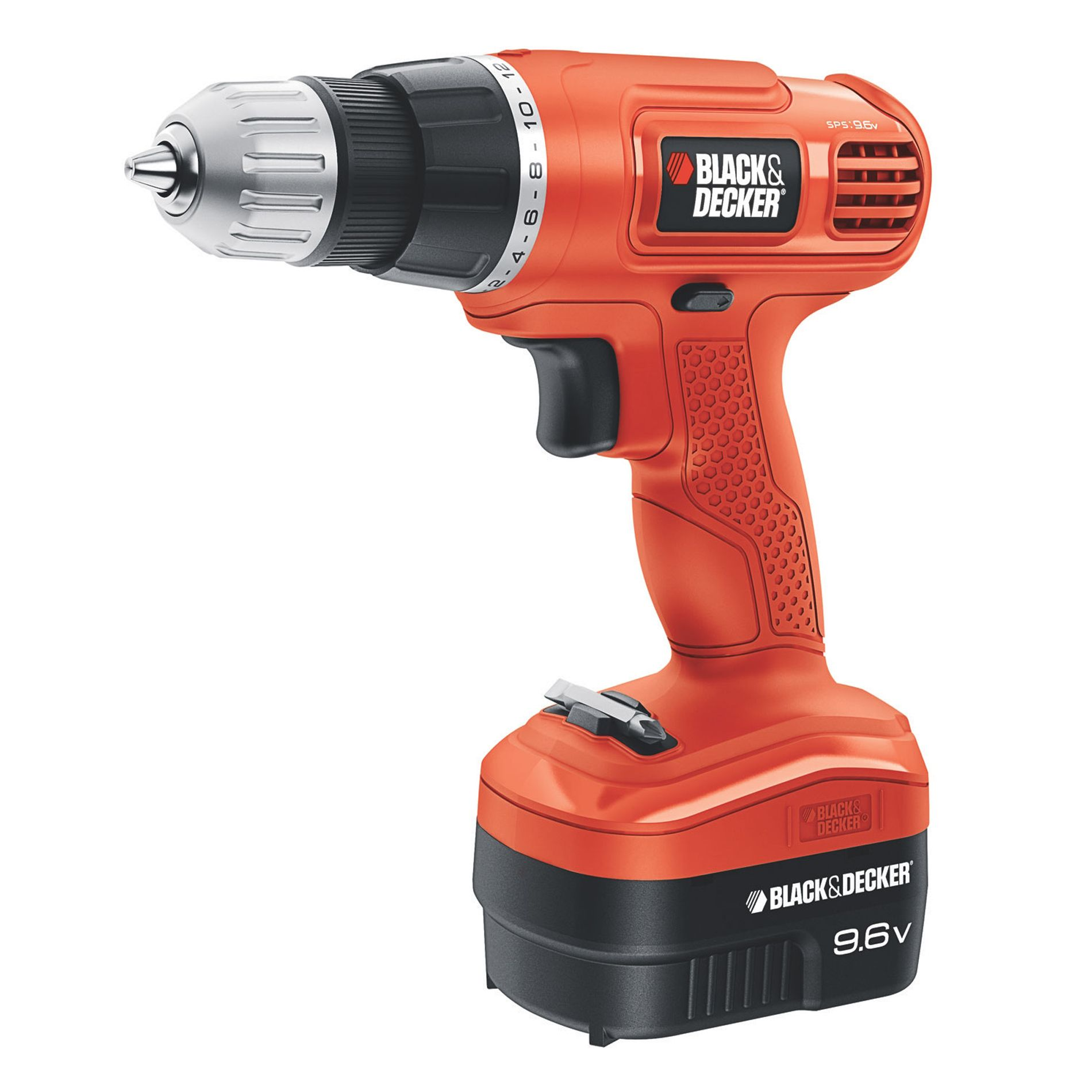 Black and Decker 9.6V Cordless Drill/Driver
