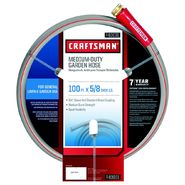 Craftsman 100 ft. X 5/8 - inch Vinyl Garden Hose at Craftsman.com