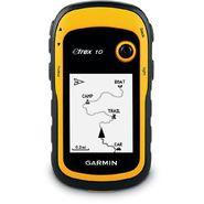 Garmin E TREX10 Handheld GPS Navigator with 2.2 In. Monochrome Display at Kmart.com
