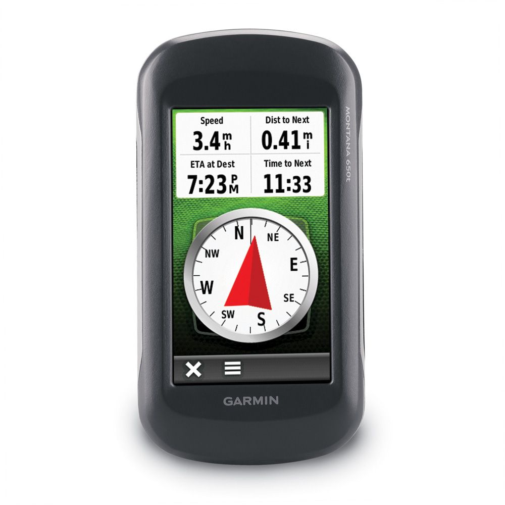 Garmin MONTANA650T 4 In. Touchscreen Handheld