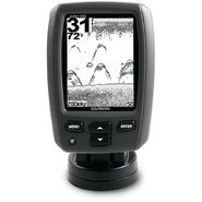 Garmin ECHO100 4 In. Grayscale Single Beam Fresh/Saltwater Fishfinder at Kmart.com