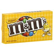 M&M's Chocolate Candies, Peanut 3.4 oz (96.4 g) at Kmart.com
