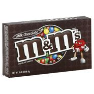 M&M's Chocolate Candies, Milk Chocolate 3.4 oz (96.4 g) at Kmart.com