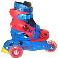 Spider-Man 2-In-1 Convertible Skates at Kmart.com