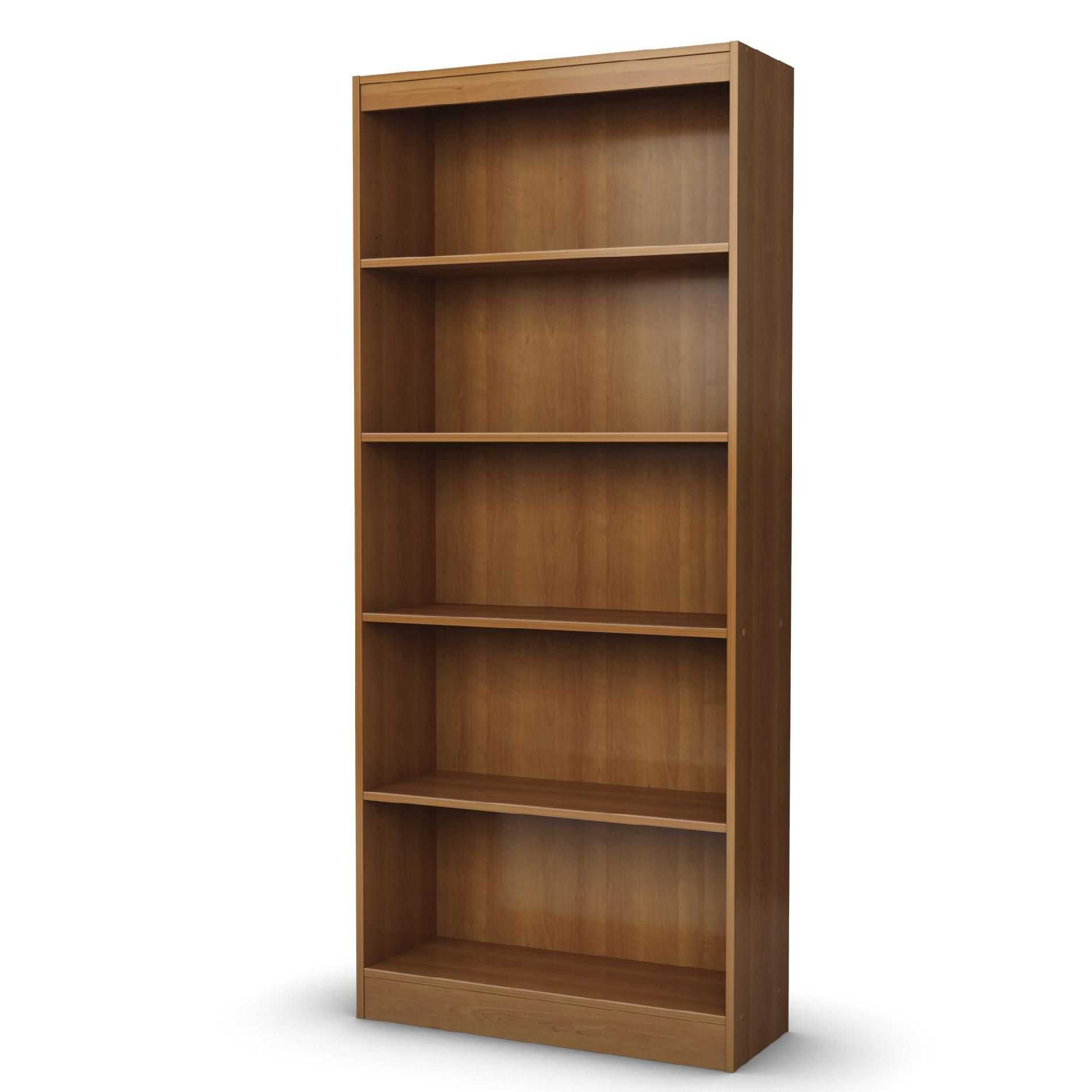 South Shore Axess Collection 5-Shelf Bookcase
